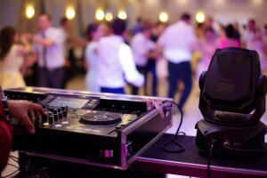 DJ Hochzeitsparty